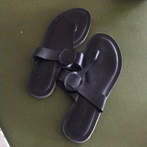 Size 8 Calvin Klein Sandals